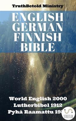 English German Finnish  Bible