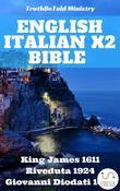 English Italian x2 Bible