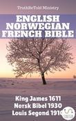 English Norwegian French Bible