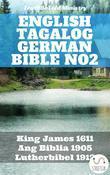 English Tagalog German Bible No2