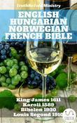 English Hungarian Norwegian French Bible No2