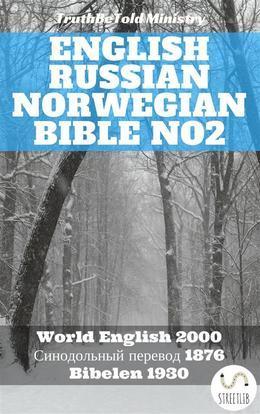 English Russian Norwegian Bible No2