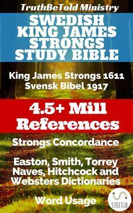 Swedish King James Strongs Study Bible