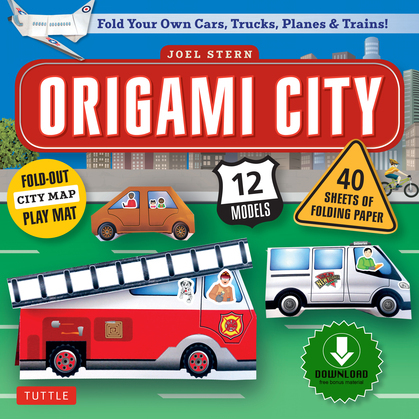 Origami City Ebook