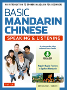 Basic Mandarin Chinese - Speaking & Listening Textbook