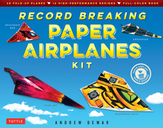 Record Breaking Paper Airplanes Ebook