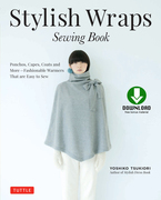 Stylish Wraps Sewing Book