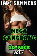Mega Gangbang 20-Pack Vol 1 - Incest Taboo Mind Control Hypnosis Bestiality Family Erotica Brother Sister Daddy Daughter Breeding Pregnant Sex Lactation Hucow Creampie Bareback Anal Oral Double Penetration All Holes Filled