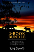 Algonquin Quest 3-Book Bundle