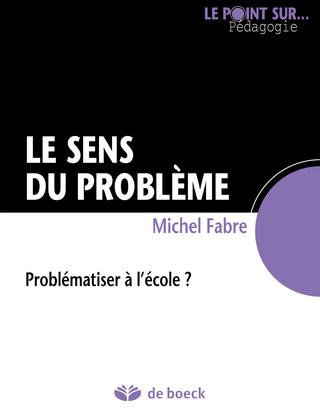 Le sens du problème
