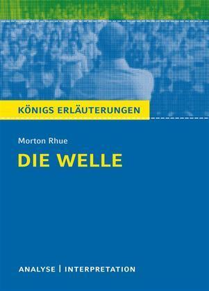 Die Welle - The Wave von Morton Rhue.