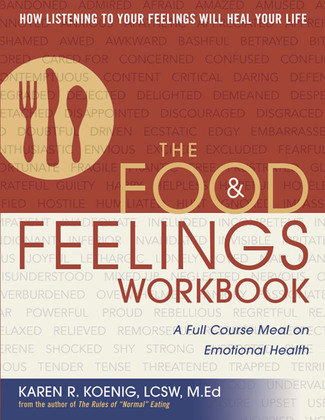 The Food and Feelings Workbook
