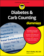 Diabetes & Carb Counting For Dummies