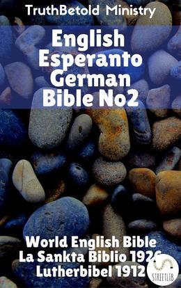 English Esperanto German Bible No2