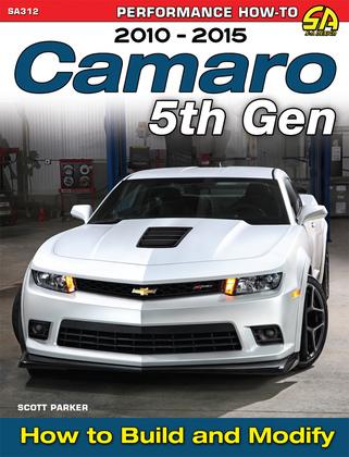 Camaro 5th Gen 2010-2015