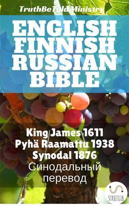 English Finnish Russian Bible