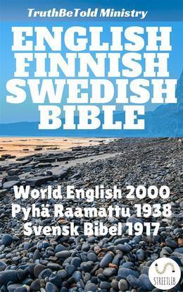 English Finnish Swedish Bible