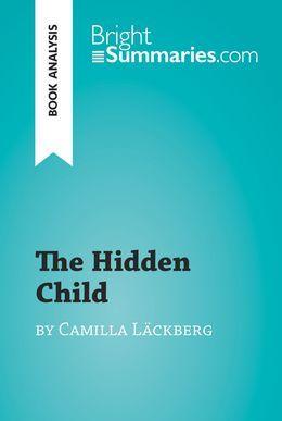 The Hidden Child by Camilla Läckberg (Book Analysis)