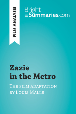 Zazie in the Metro by Louis Malle (Film Analysis)