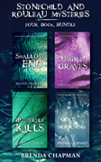 Stonechild and Rouleau Mysteries 4-Book Bundle