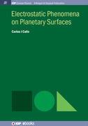 Electrostatic Phenomena on Planetary Surfaces