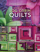 Artful Log Cabin Quilts eBook