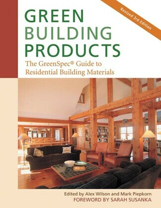 Green Building Products, 3rd Edition