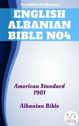 English Albanian Bible No4