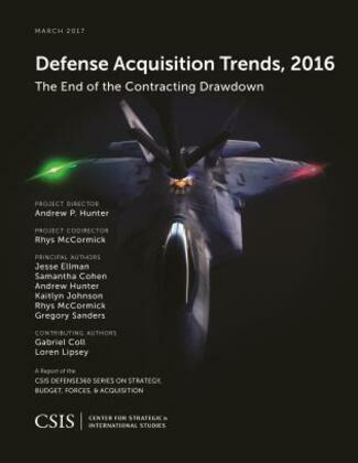 Defense Acquisition Trends, 2016