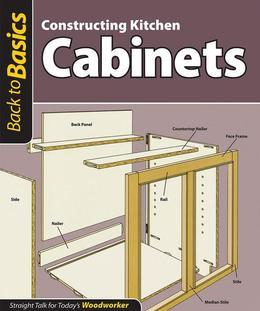 Constructing Kitchen Cabinets
