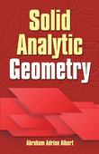 Solid Analytic Geometry