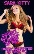 Daddy's Big Cock Is Inside Of Me! Daddy Daughter 16 Pack #2