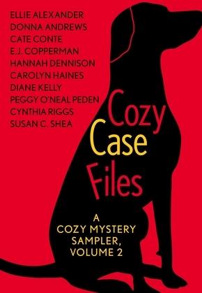 Cozy Case Files: A Cozy Mystery Sampler, Volume 2