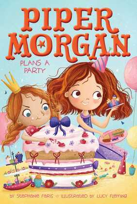 Piper Morgan Plans a Party