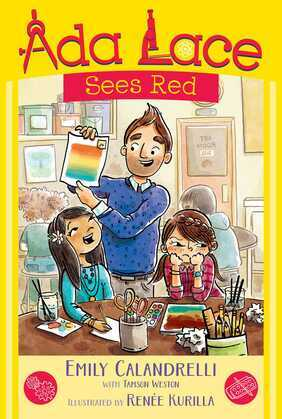 Ada Lace Sees Red