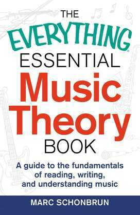 The Everything Essential Music Theory Book