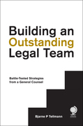 Building an Outstanding Legal Team