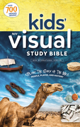 NIV, Kids' Visual Study Bible, Full Color Interior