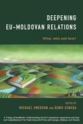 Deepening EU-Moldovan Relations