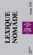 Lexique nomade 2012