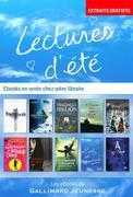 EXTRAITS - 10 romans Gallimard Jeunesse