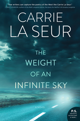 The Weight of an Infinite Sky