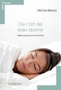 De l'art de bien dormir