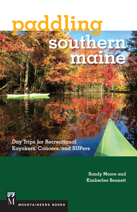 Paddling Southern Maine