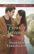 Frontier Agreement (Mills & Boon Love Inspired Historical)