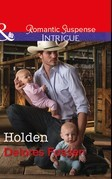 Holden (Mills & Boon Intrigue) (The Lawmen of Silver Creek Ranch, Book 10)