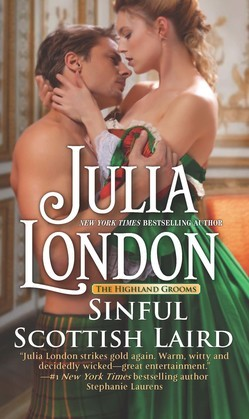 Sinful Scottish Laird (The Highland Grooms, Book 2)