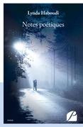 Notes poétiques