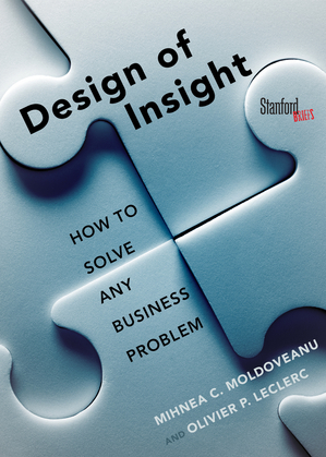 The Design of Insight