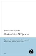 Pluviométrie à N'Djamena